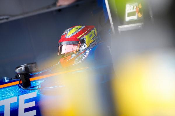 FIA Formula E Championship 2015/16. Beijing ePrix, Beijing, China. Shakedown / Practice Session. Andretti ATEC-01. Beijing, China, Asia. Friday 23 October 2015 Photo: Adam Warner / LAT / FE ref: Digital Image _L5R0547