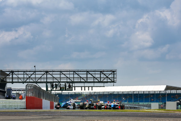 SILVERSTONE (GBR) JUL 22-24 2016 - International GT Open and Formula V8 3.5 round at Silverstone circuit.