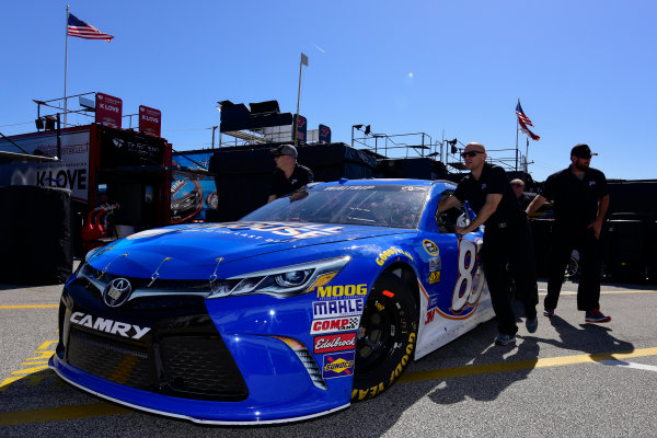 13-21 February, 2016, Daytona Beach, Florida USA Michael Waltrip ?2016, Logan Whitton LAT Photo USA