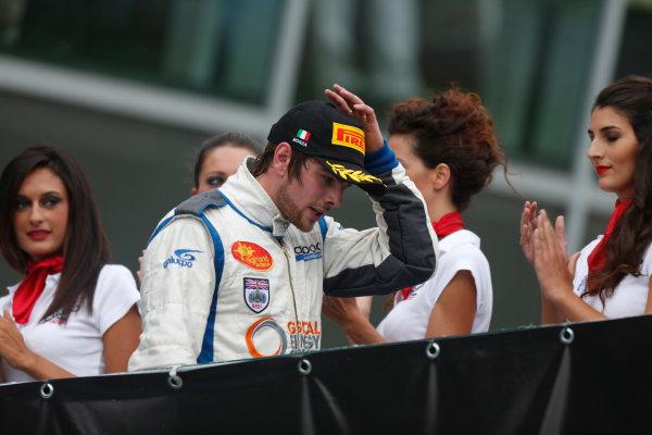 2013 GP3 Series. Round 7.  Autodromo di Monza, Monza, Italy. 8th September.  Sunday Race. Lewis Williamson (GBR, Bamboo Engineering) World Copyright: Andrew Ferraro/GP3 Media Service. ref: Digital Image _79P2806.JPG