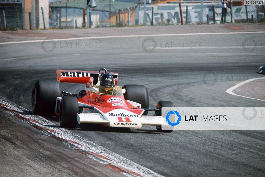 1976 spanish grand prix. photo | motorsport images