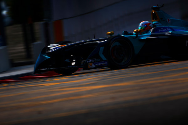 Suzuka Circuit, Japan. Sunday 09 October 2016. Nelson Piquet (3, NextEV NIO) World Copyright: Zak Mauger/LAT Photographic ref: Digital Image _L0U0957