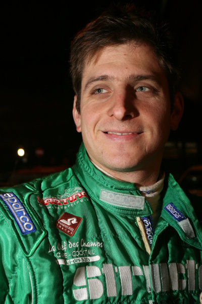Round 15, Wales Rally GB, 4th-7th December 2008 Francois Duval, Ford, PortraitWorldwide Copyright: McKlein/LAT