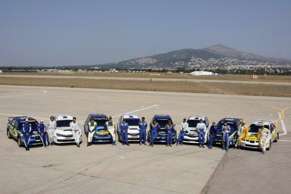 2008 FIA World Rally ChampionshipRound 07Acropolis Rally  200829/5-1/6  2008 PWRC drivers, Portrait