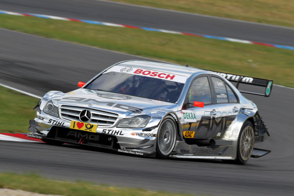 19.06 2011 Klettwitz, Germany - Jamie Green (GBR), AMG Mercedes - DTM 2011 - Deutsche Tourenwagen Masters 4th Round at Eurospeedway Lausitz - å© Copyright: Stange/RACE-PRESS com