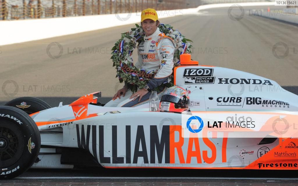 23  May 2011, Indianapolis, Indiana USA2011 Indy 500 winner, Dan Wheldon©2011 Dan R. Boyd Lat Photo USA