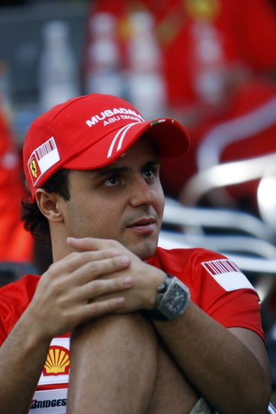 2008 Australian Grand Prix - Saturday Qualifying