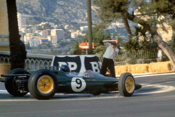 Monte Carlo, Monaco. 26th May 1963,