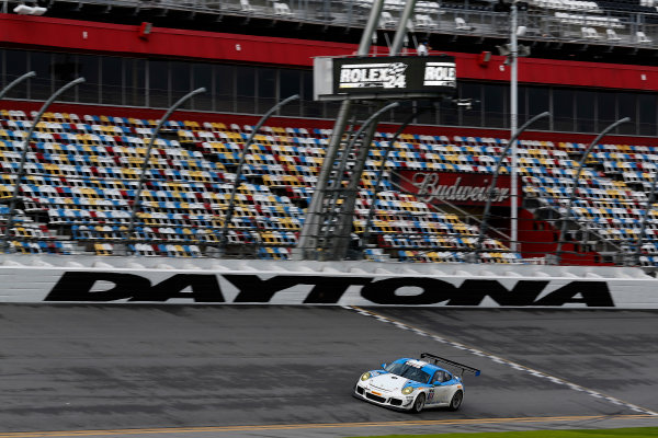 9-11 January, 2015, Daytona Beach, Florida USA  19, Porsche, 911 GT America, GTD ©2015, Michael L. Levitt LAT Photo USA