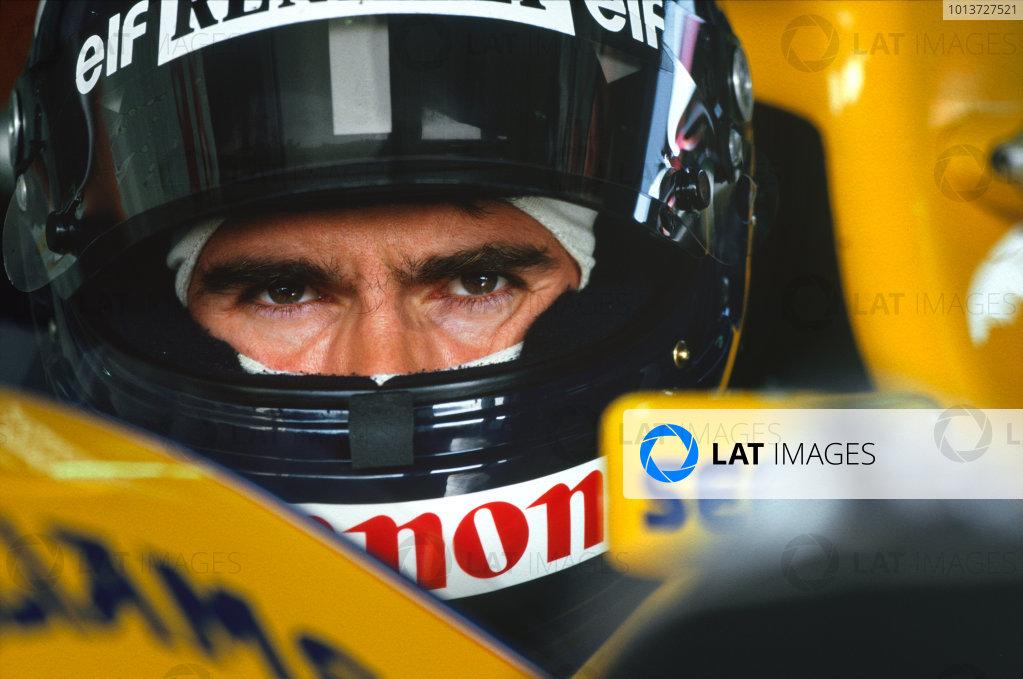 1993 FIA World Formula One Championship.