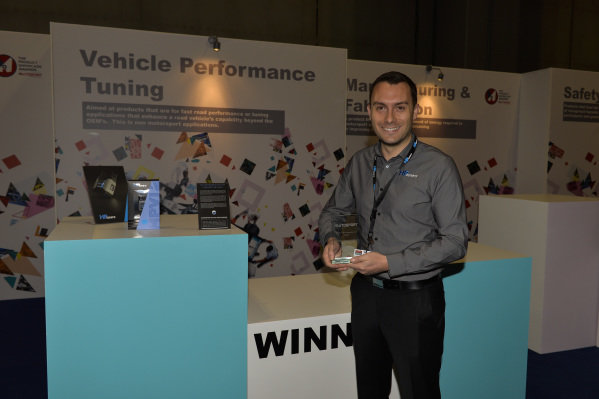 HP Tuners win an award.