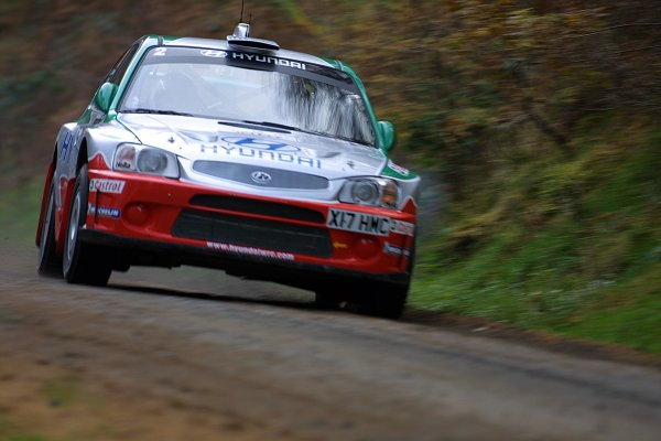 2001 FIA World Rally Championship.
