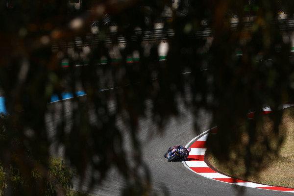 Alex Lowes, Pata Yamaha.
