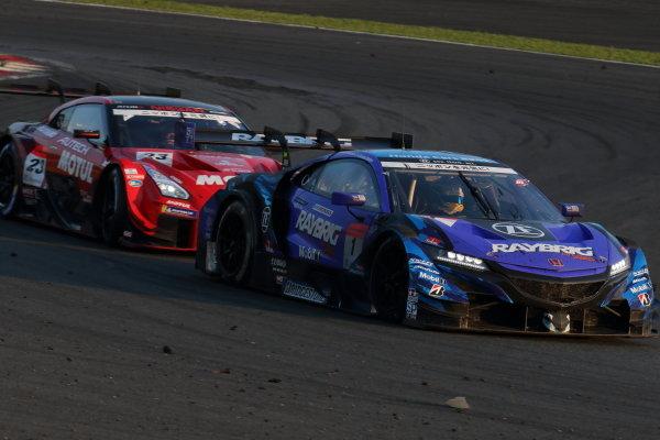 Naoki Yamamoto & Jenson Button, Raybrig Team Kunimitsu Honda NSX-GT 500, 2nd