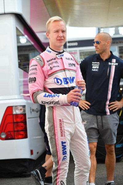 Nikita Mazepin (RUS) Force India