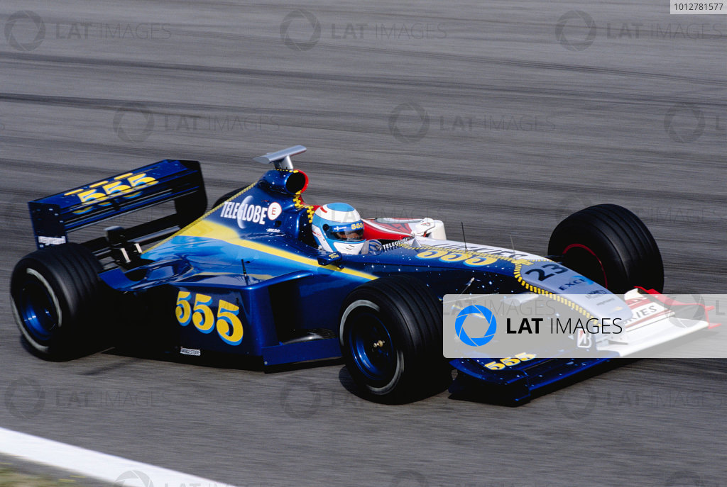 1999 Spanish Grand Prix.