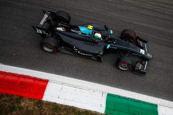 Alessio Deledda (ITA, HWA Racelab)