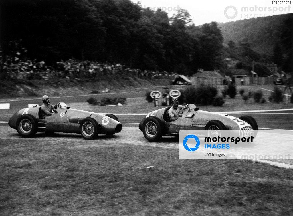 1952 French Grand Prix.