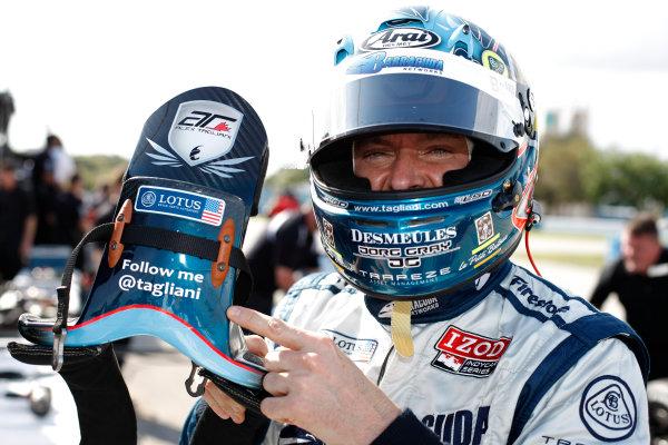 5-9 March, 2012, Sebring, Florida, USAAlex Tagliani wants you to follow him(c)2012, Michael L. LevittLAT Photo USA