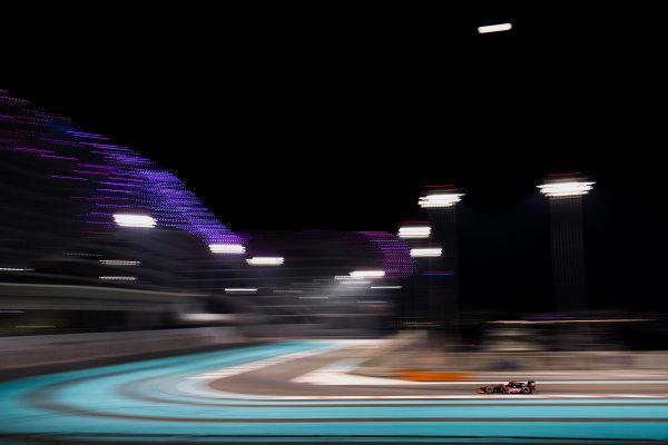 2017 FIA Formula 2 Test 3. Yas Marina Circuit, Abu Dhabi, United Arab Emirates. Saturday 2 December 2017. Norman Nato (FRA, Rapax).  Photo: Zak Mauger/FIA Formula 2. ref: Digital Image _56I0071