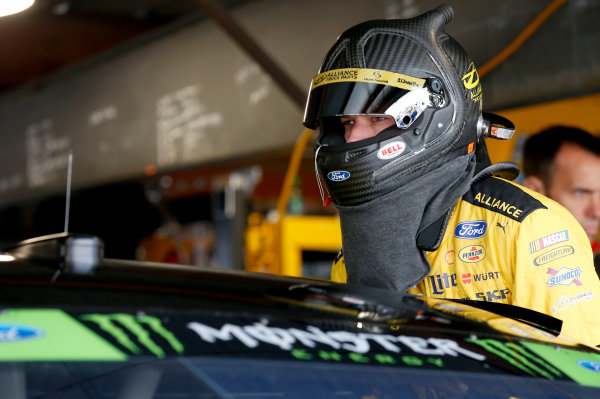 Monster Energy NASCAR Cup Series  First Data 500 Martinsville Speedway, Martinsville VA USA Saturday 28 October 2017 Brad Keselowski, Team Penske, Alliance Truck Parts Ford Fusion World Copyright: Matthew T. Thacker LAT Images