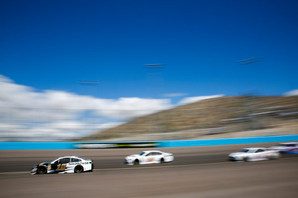 Monster Energy NASCAR Cup Series TicketGuardian 500 ISM Raceway, Phoenix, AZ USA Sunday 11 March 2018 Aric Almirola, Stewart-Haas Racing, Ford Fusion Smithfield World Copyright: Barry Cantrell NKP / LAT Images