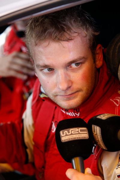 Round 12-Rally Spain. 20th-23th October 2011.Evgeny Novikov, Citroen WRC, Portrait.Worldwide Copyright: McKlein/LAT
