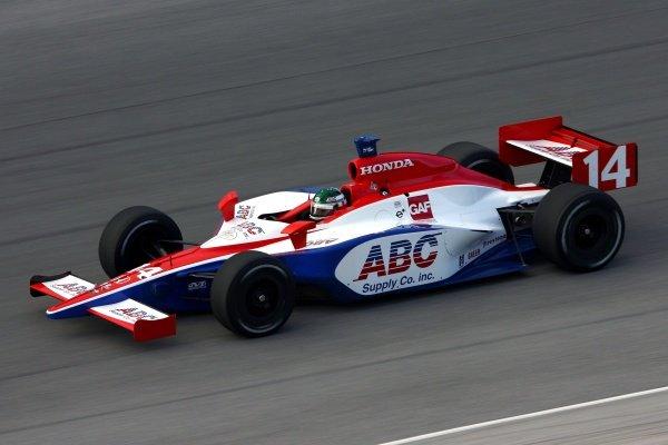 Darren Manning (GBR), Foyt Racing Dallara Honda.IRL IndyCar Series, Rd1, XM Satellite Indy 300, Homestead-Miami Speedway, Homestead, FLorida, USA. 23-25 March 2007.DIGITAL IMAGE