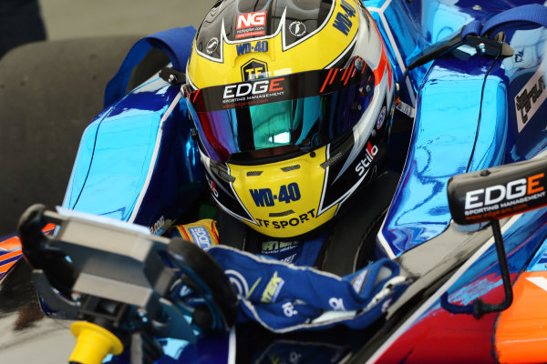 2016 MSA Formula Donington Park, 16th-17th April 2016, Jamie Caroline (GBR) Jamun Racing-MBM MSA Formula  World copyright. Jakob Ebrey/LAT Photographic
