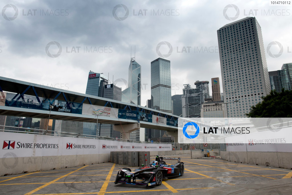 Round 1 - Hong Kong, S.A.R.