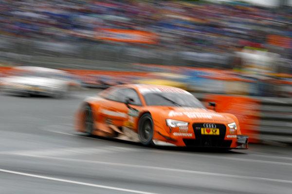 2014 DTM Championship Round 4 - Norisring, Germany 27th - 29th June 2014  Jamie Green (GBR) Audi Sport Team Abt Sportsline Audi RS 5 DTM World Copyright: XPB Images / LAT Photographic  ref: Digital Image 3190562_HiRes
