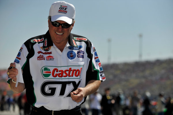 22-24 March 2013, Fontana, California USA John Force ©2013, Scott R LePage LAT Photo USA