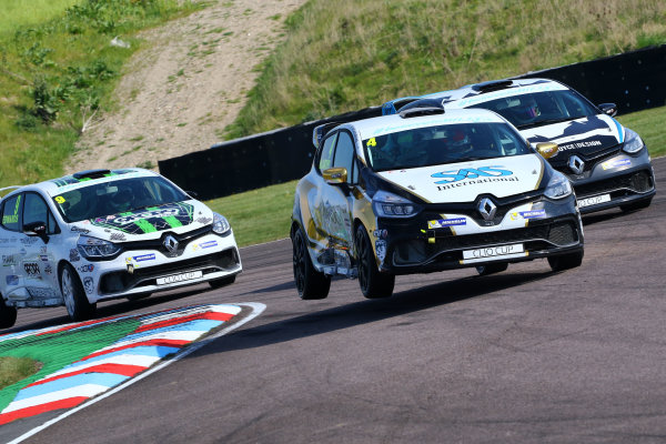 2017 Renault Clio Cup Thruxton, 6th-7th May 2017,  Jack McCarthy (GBR) Team Pyro Renault Clio Cup World copyright. JEP/LAT Images