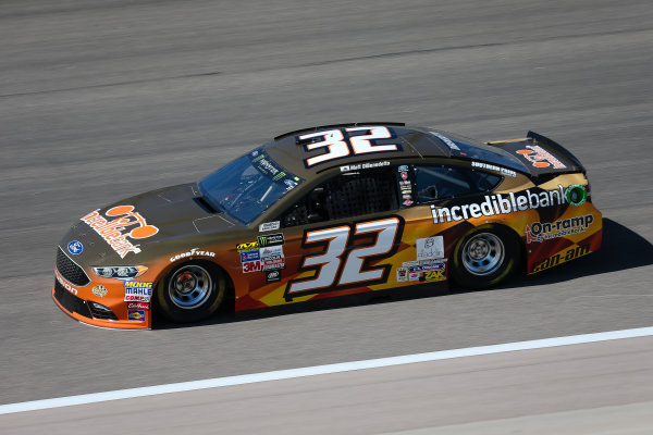 Monster Energy NASCAR Cup Series Go Bowling 400 Kansas Speedway, Kansas City, KS USA Friday 12 May 2017 Matt DiBenedetto, GO FAS Racing, IncredibleBank.Com Ford Fusion World Copyright: Barry Cantrell LAT Images ref: Digital Image 17KAN1bc1062