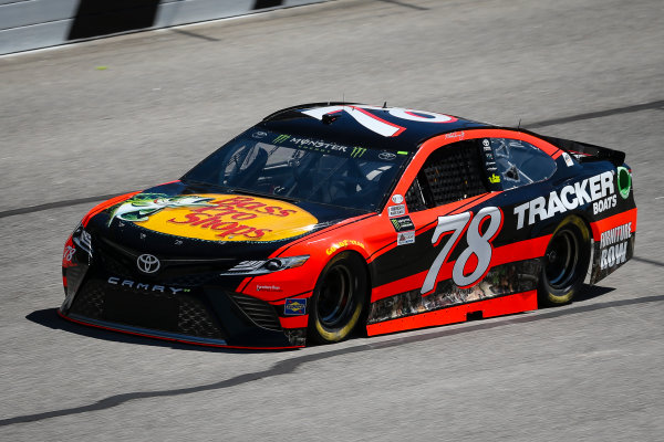2017 Monster Energy NASCAR Cup Series - Fold of Honor QuikTrip 500 Atlanta Motor Speedway, Hampton, GA USA Friday 3 March 2017 Martin Truex Jr, Bass Pro Shops/TRACKER BOATS Toyota Camry World Copyright: Barry Cantrell/LAT Images ref: Digital Image 17ATLbc0591