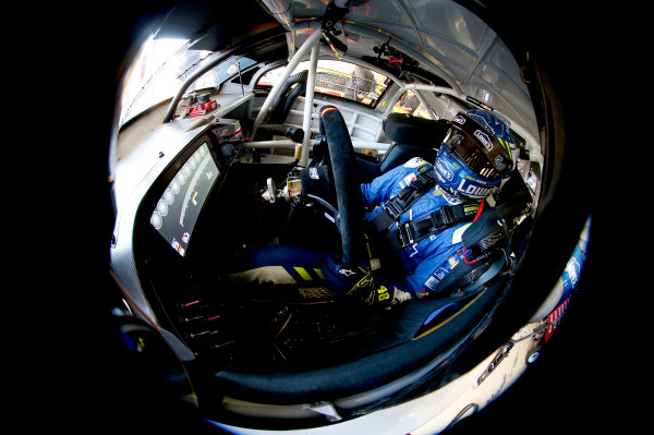 2017 Monster Energy NASCAR Cup Series - Fold of Honor QuikTrip 500 Atlanta Motor Speedway, Hampton, GA USA Friday 3 March 2017 Jimmie Johnson World Copyright: Matthew T. Thacker/LAT Images ref: Digital Image 17ATL1mt1098