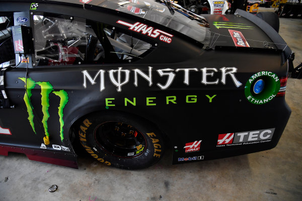Monster Energy NASCAR Cup Series Ford EcoBoost 400 Homestead-Miami Speedway, Homestead, FL USA Friday 17 November 2017 Kurt Busch, Stewart-Haas Racing, Haas Automation/Monster Energy Ford Fusion World Copyright: Rusty Jarrett LAT Images