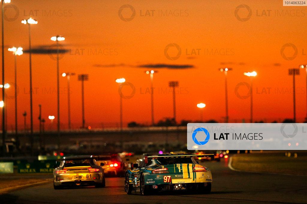 2017 Tudor United Sportscar Championship Rolex 24 Hours Daytona 23 26 January