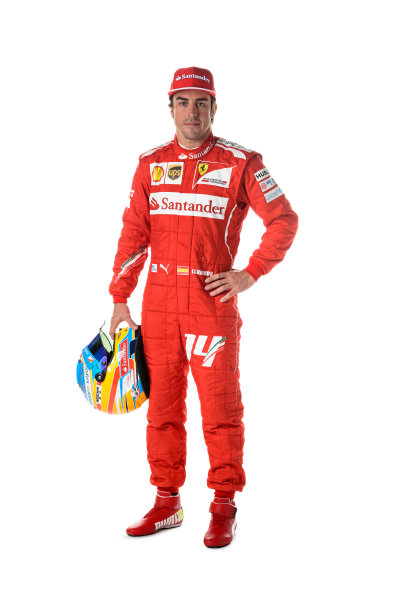 Ferrari F14 T Online Launch Images 25 January 2014 Fernando Alonso, Ferrari Photo: Ferrari (Copyright Free FOR EDITORIAL USE ONLY) ref: Digital Image 140007eve