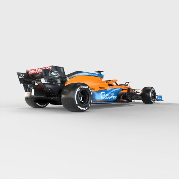 2021 MCL35M rear three quarter