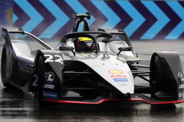 Oliver Rowland (GBR), Nissan e.Dams, Nissan IMO1