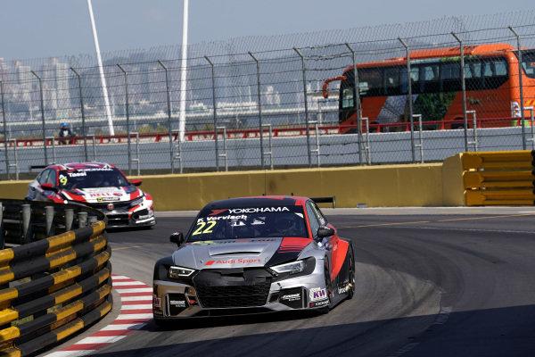 Frédéric Vervisch, Comtoyou Team Audi Sport Audi RS 3 LMS.