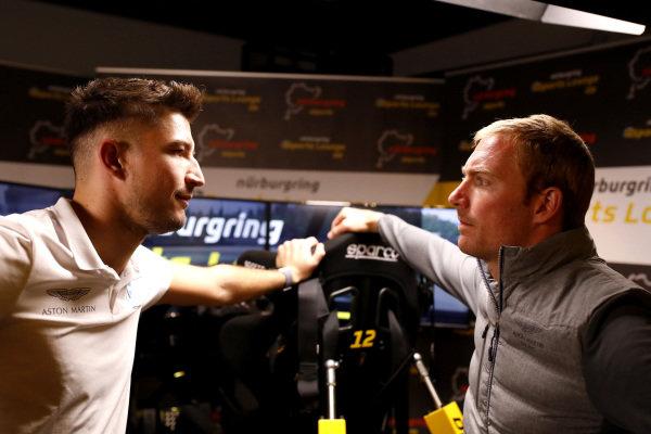Jake Dennis, R-Motorsport, Maxime Martin.