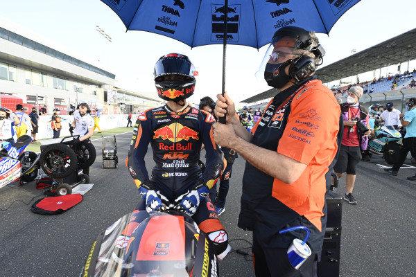 Pedro Acosta, Red Bull KTM Ajo.
