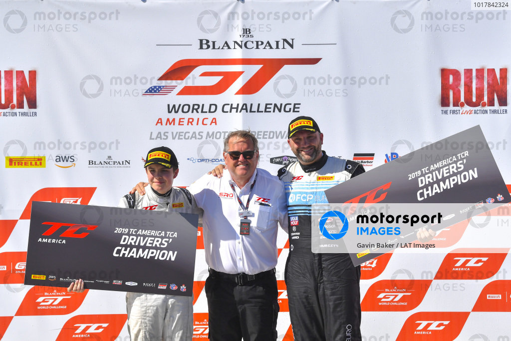 #74 Mazda Global MX5 Cup ND.2 of Tyler Maxson  with Copeland Motorsports  Michael Hurczyn  2019 Blancpain GT World Challenge America - Las Vegas, Las Vegas NV