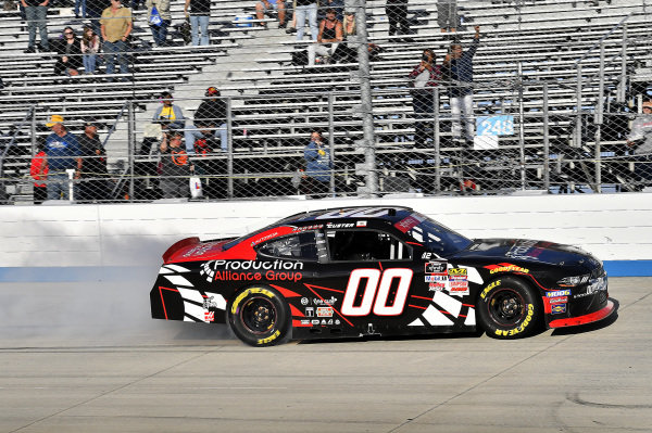 #00: Cole Custer, Stewart-Haas Racing, Ford Mustang Production Alliance Group celebration
