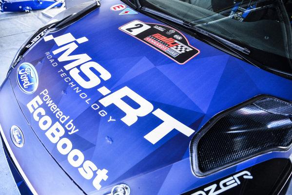 The car of Ott Tanak (EST) / Martin Jarveoja (EST), M-Sport World Rally Team Ford Fiesta WRC at World Rally Championship, Rd13, Rally Australia, Preparations and Shakedown, Coffs Harbour, New South Wales, Australia, 16 November 2017.