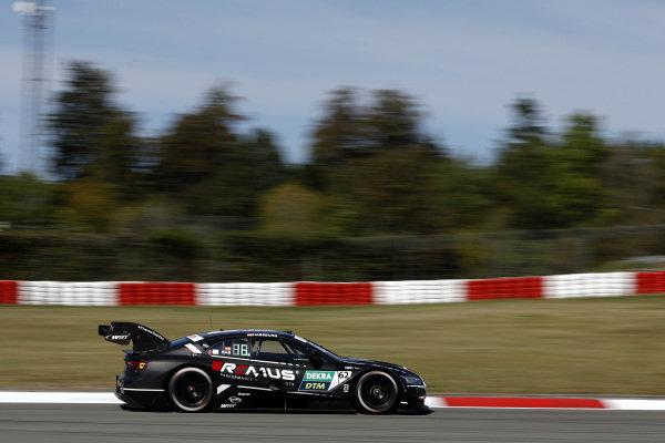 Ferdinand Habsburg, Audi Sport Team WRT, Audi RS 5 DTM.