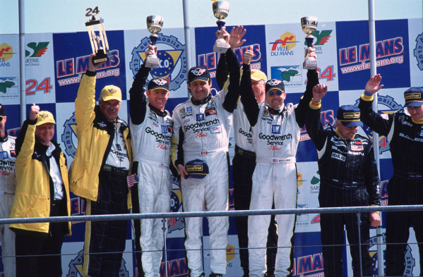 2001 Le Mans 24 HoursLe Mans, France. 13th - 17th June 2001World Copyright - Bloxham/LAT Photographic