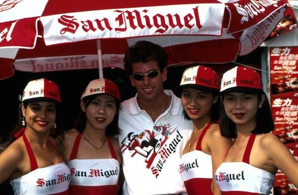 Ralph Firman (GBR) Paul Stewart Racing took victory in Macau.43rd Macau Grand Prix, Hong Kong, 17 November 1996.